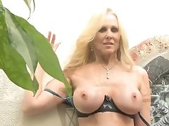 Exotic Sex Industry Star Julia Ann In Horny Blonde, Facial Cumshot Xxx Movie