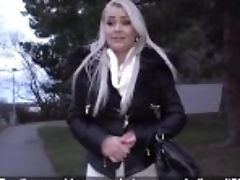 """public Agent Outdoor Deep Throat & Basement Fuck For Big Tits Blonde Alexa Bold"""