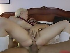 Sex-positive School Chick Lola Taylor Gets Her Muff Rammed