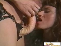 Teen Transvestite Transformed And Dominated By A Couple