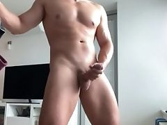 Hot Sexy Sausage Jizzing And Groaning Noisy
