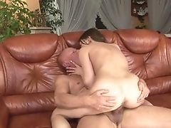 Nubile Can't Live A Day Sans Taking Stiff Schlong In Her Mouth