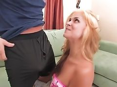 Fabulous Pornographic Star Sarah Vandella In Crazy Pussy Eating, Blonde Xxx Movie