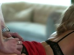 Pascal Milky Gets His Always Hard Cane Sucked By Blonde Holly Smooch
