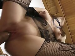 Gonzo Assfuck In Hot Underwear With Sindy Rose