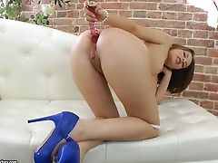 Liona Levi's Ass-fuck Slot Used Point Of View