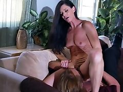 A Matures Duo Fucking In A Pornography Film.