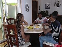 Adriana Maya And Misty Stone In Family Betrayals