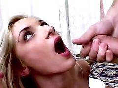 Sexy, Fuckpole Greedy Euro Chicks Never Say No!