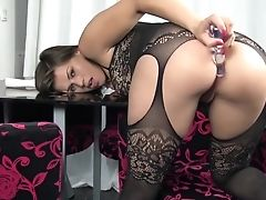 Have Fun With My Arse And Squirt - Femme Fontaine Adore L'ass-fuck By Vic Alouqua Vic Alouqua 720p
